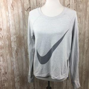 Nike Dri-fit Long Sleeve Top Sz Large